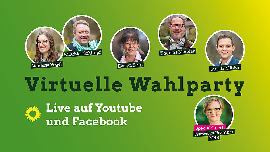 Wahlparty am 14.3.2021