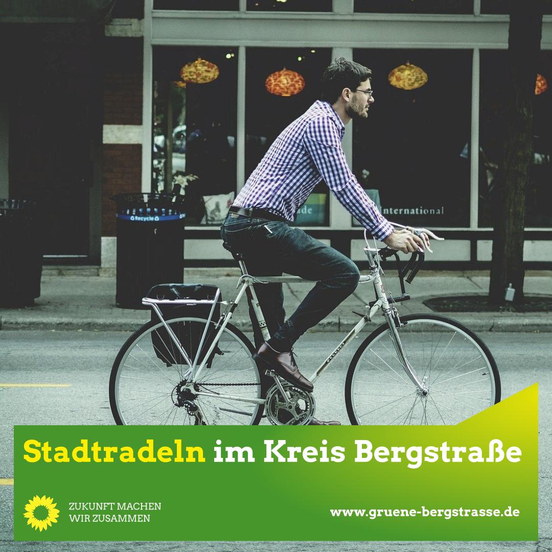Stadtradeln an der Bergstraße