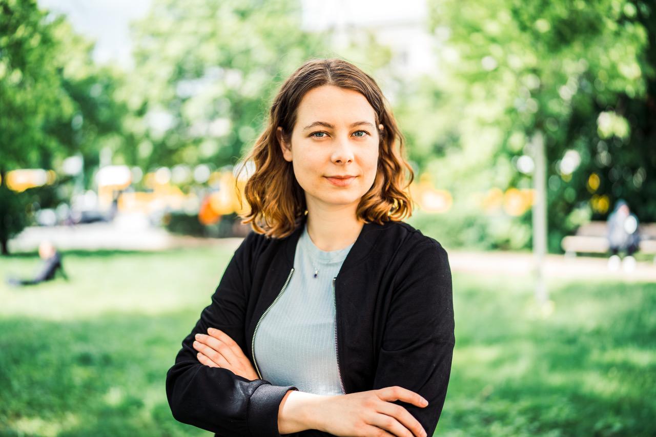 Globale (Impf-) Gerechtigkeit mit Jamila Schäfer